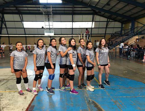 Campeonato de Voleibol Sub 14 damas