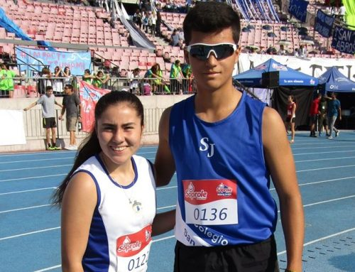 Campeonato Interescolar de Atletismo