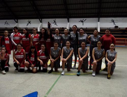 Fase Intercomunal de Basquetbol Escolar