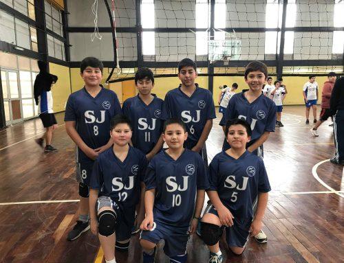 Campeonato Comunal de Voleibol Escolar varones