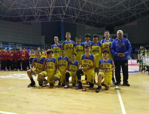 Liga de Basquetbol varones LIBPRO